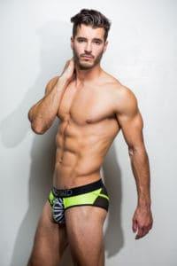 Marco Marco Spandex Blend Fabric Underwear