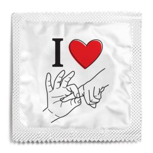 I love fucking you funny condom