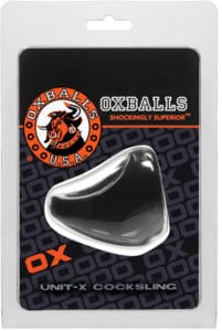 Sex toys for men: Oxballs Unit X Cock Ring Packaging