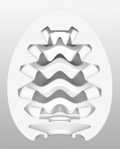Sex toys for men: Tenga Egg Inside